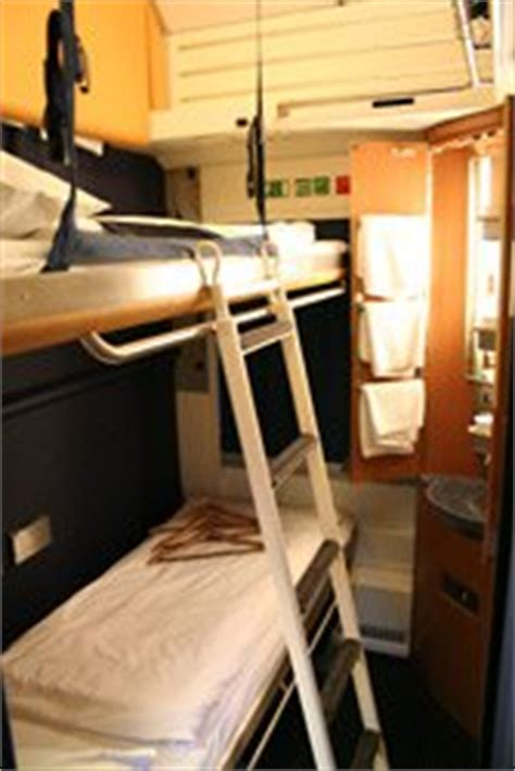 Eurostar Sleeper Cabins by Advice For Travel By European Overnight In A Sleeper
