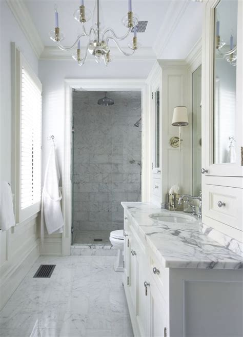 bathrooms with carrera marble carrera marble bathrooms pinterest