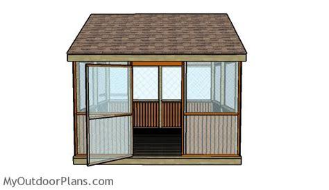 gazebo 12x12 screened gazebo plans myoutdoorplans free woodworking