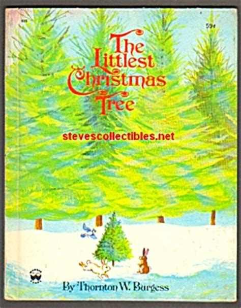 the littlest christmas tree wonder book wonder