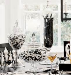 Black And White Halloween Decor 50 Ideas For Elegant Black And White Halloween Decor