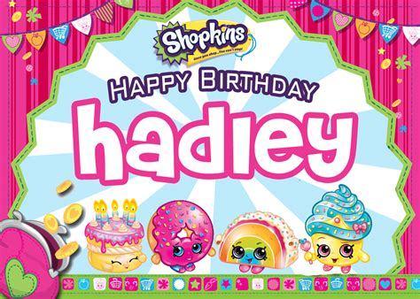 printable birthday cards shopkins hadley s birthday card shopkinsbirthday free blank
