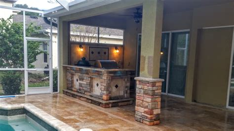 creative outdoor kitchens creative outdoor kitchens beautiful stonework outdoor