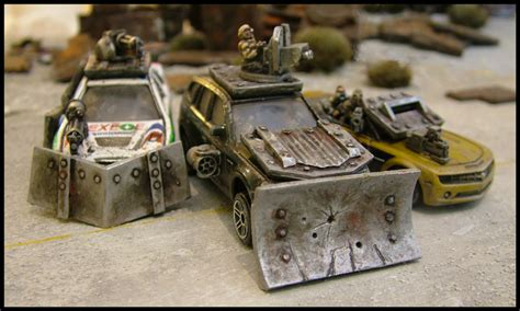 cer conversion ramshackle raid the junk yard for 20mm car conversion kits