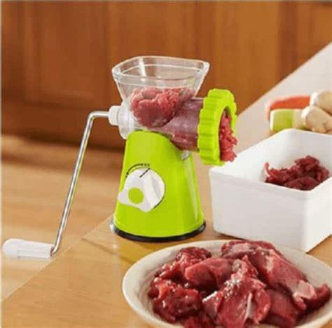 Penggiling Daging Dan Sayuran Manual 13 alat dapur unik yang memudahkan hidup anda resepkoki co