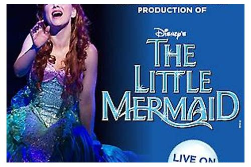 little mermaid orpheum coupon