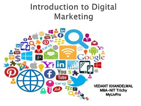 Of Connecticut Mba In Digital Marketing by Introduction To Digital Marketing Mylivpro