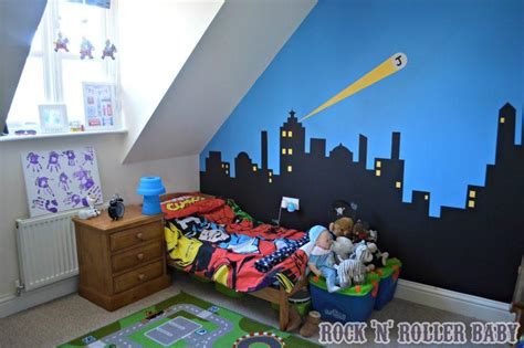 Rooms To Go Jimmy by A Themed Bedroom With Dulux Rocknrollerbaby