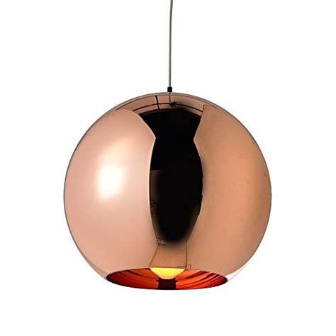 Tom Dixon Copper Pendant Light Replica Tom Dixon Copper Shade Pendant For The Home