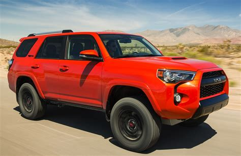 Toyota Four Runer 2015 Toyota 4runner Test Drive Review Cargurus