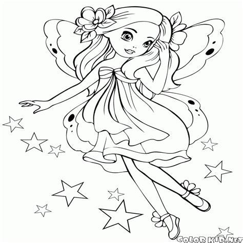 imagenes de unicornios y hadas para colorear dibujos para colorear de princesas y hadas