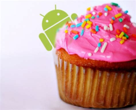 android cupcake android evolution an overview of released versions