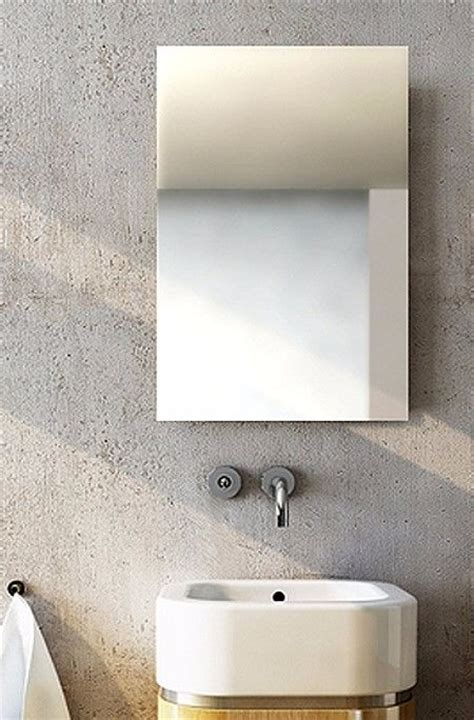 plain mirror for bathroom polished edge plain bathroom mirror