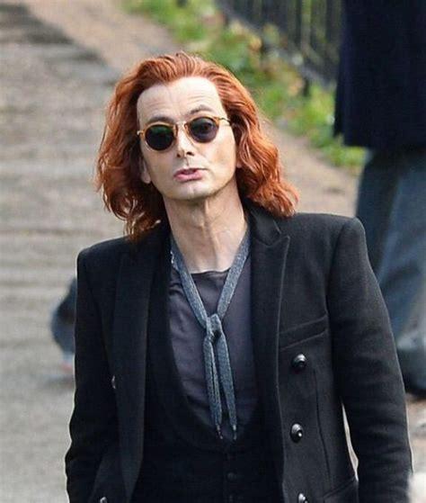 david tennant ginger david with long red hair david tennant amino