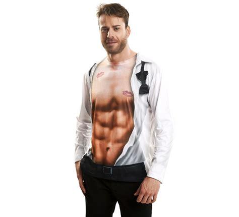 imagenes de halloween hombres camiseta disfraz chico sexy para hombre