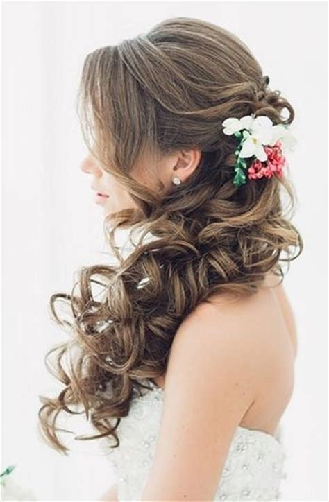 Wedding Hairstyles Half Up Pictures by 37 Half Up Half Wedding Hairstyles Anyone Would