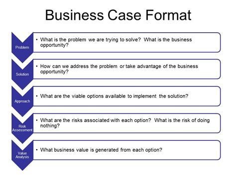 business justification template developing a business for erp customizations erp