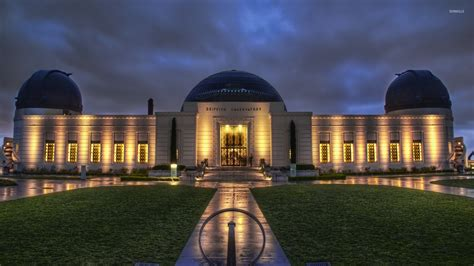 Observatory Wallpaper griffith observatory wallpaper world wallpapers 45072