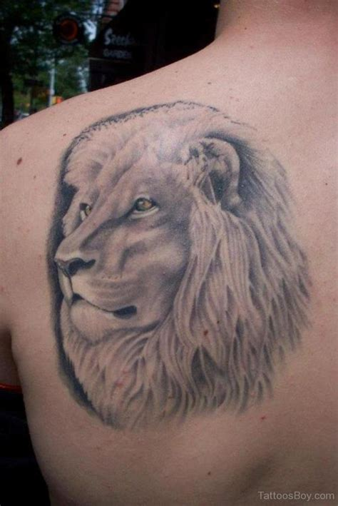 lion shoulder tattoo tattoos designs pictures page 5