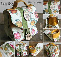 Mug Bags Patchwork Pattern - the mug bag mug carrier bag and patchwork