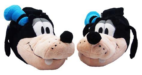 disney house shoes boys slippers girls disney goofy mickey mouse size 4 1 new ebay