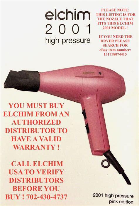 Elchim 2001 Professional Hair Dryer Walmart as 25 melhores ideias de salon dryers no cadeiras de sal 227 o de beleza sal 227 o de