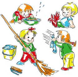 Clean let the kids learn the clean up act parents take a chill pill