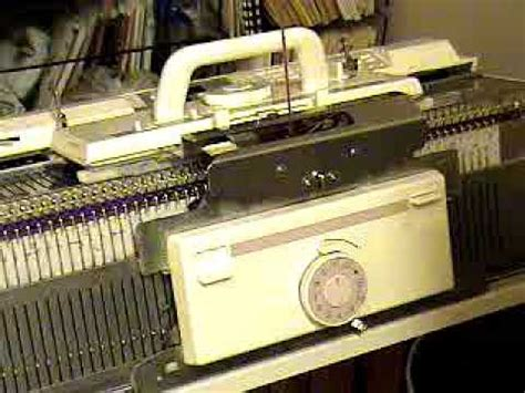 930e knitting machine for sale on and using the studio electronic knitting mac