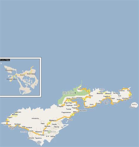 american samoa map world soccerpro