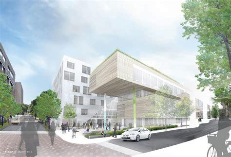 Portland State Mba Structure by Behnisch Architekten Archives Next Portland