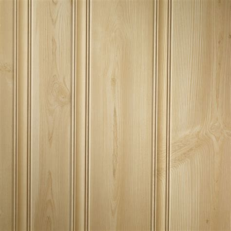 Prefinished Wainscoting Panels Quot Honey Pine Quot Prefinished Panel Rona