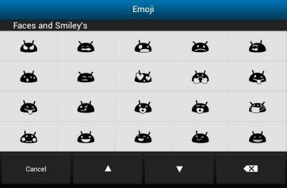 emoji faces for android how to enable the emoji keyboard on android 4 2 and up