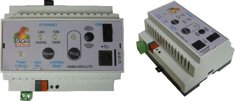 calao systems introduces linux based din rail home and