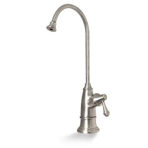 Ro Faucet by Tomlinson 1020518 Ro Designer Brushed Stainless Finish