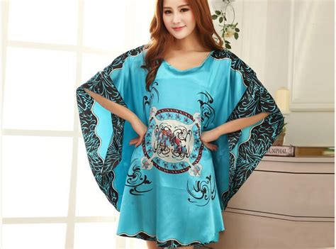 y comfortable pajamas summer silk pajamas ladies plus size sleepwear women s
