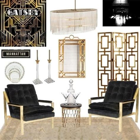 the great gatsby home decor 4439 best images about art deco miniatures on pinterest