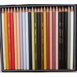 the paint store derwent artist colored pencil