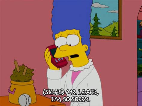 marge simpson cellphone gif find & share on giphy