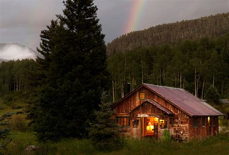 Colorado Springs Cabin alkemie rustic log cabin inspiraiton from dunton springs colorado