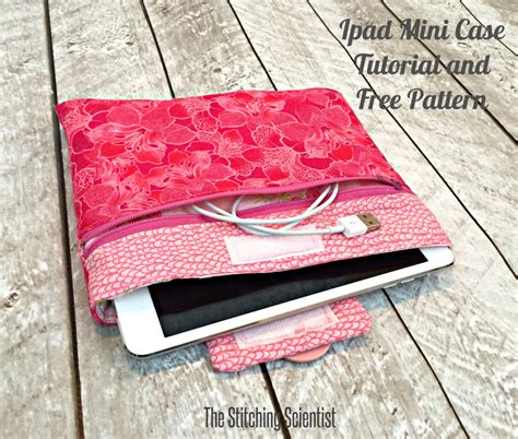 sewing pattern ipad case 12 incredible ipad case sewing patterns that hold more