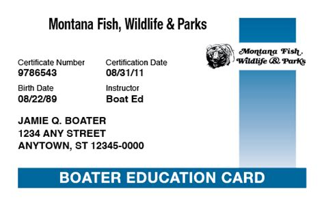 how to register a boat in montana montana boating license boat safety course boat ed 174