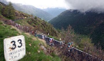 ufficio turismo ponte di legno i grandi passi giro d italia in valle camonica