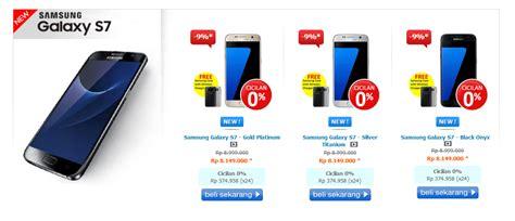Harga Samsung S7 Yang Tahan Air harga pre order samsung galaxy s7 di indonesia 8 jutaan