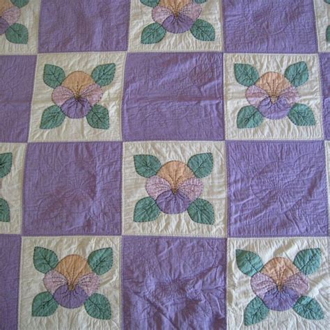 Pansy Quilt 17 best images about pansy quilts on pansies