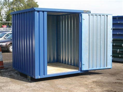 2m flatpack storage container flatpack buy a shipping flat pack containers cabins and containers