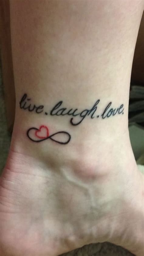tattoo meaning love for child 30 pretty ankle tattoo ideas for women styles weekly