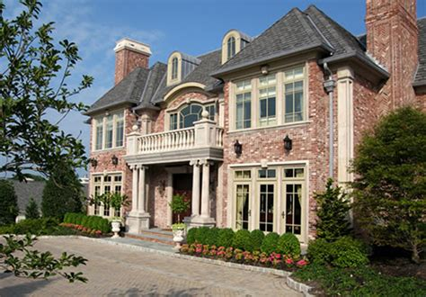 House Plans With Front Porch One Story classic french manor house edgewater design