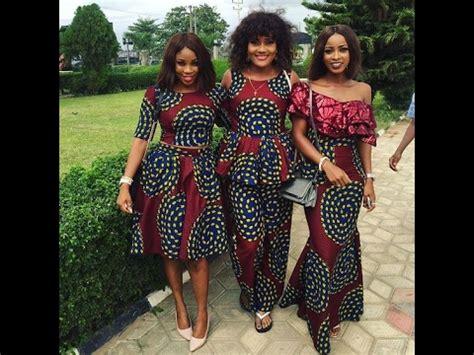 ankara stone work in nigeria trendy nigerian ankara styles for ladies unique ankara