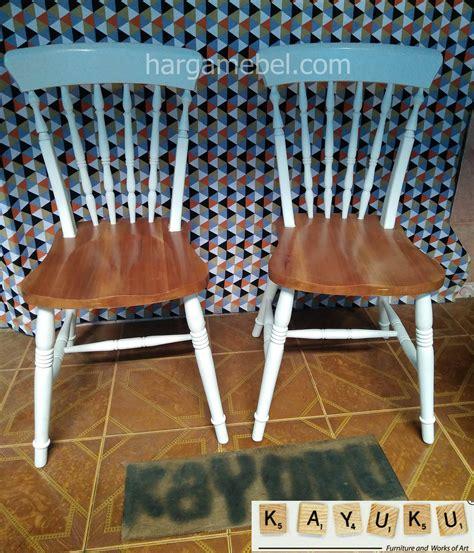 Kursi Makan Minimalis Retro kursi makan retro mebel jepara furniture minimalis