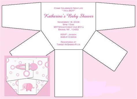 moldes para imprimir de baby shower 15 opciones de tarjetas para baby shower predise 241 adas